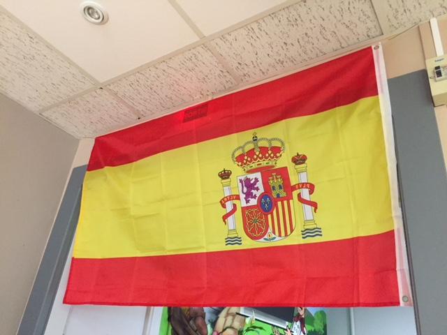 Journée espagnole octobre 2017